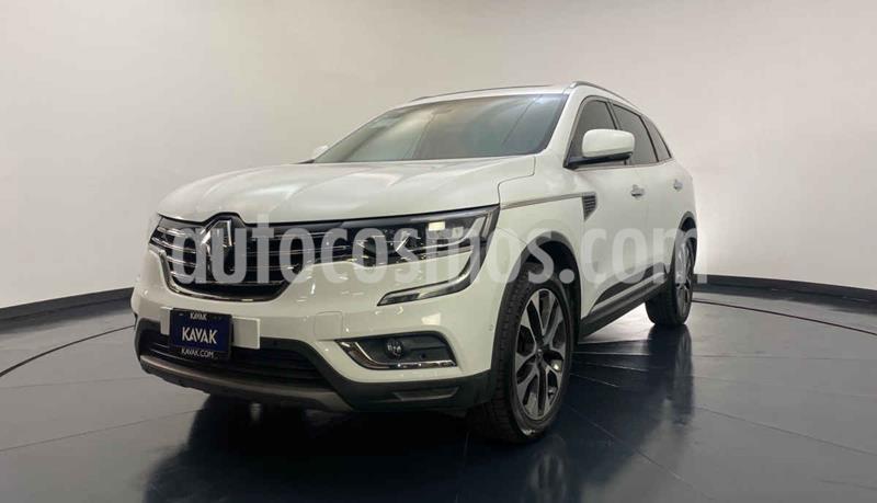 Renault Koleos Iconic usado (2018) color Blanco precio $374,999