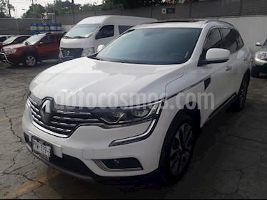 Renault Koleos Iconic usado (2018) color Blanco precio $380,000