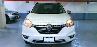 Renault Koleos 5p Expression L4/2.5 Aut usado (2016) color Blanco precio $199,000