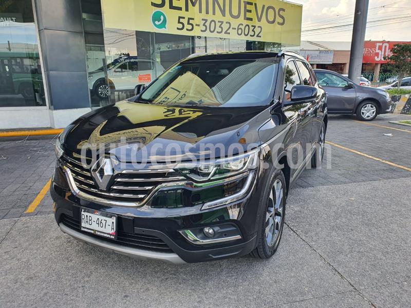 Renault Koleos Iconic usado (2018) color Negro precio $360,000