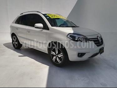 Renault Koleos Dynamique usado (2016) color Blanco precio $225,000