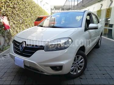 Foto Renault Koleos 5p Expression L4/2.5 Aut usado (2014) color Blanco precio $170,000