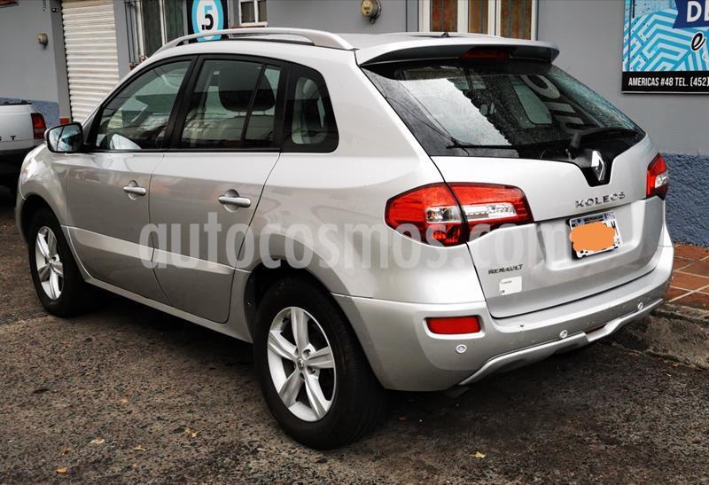 Renault Koleos Dynamique Aut usado (2012) color Plata precio $140,000