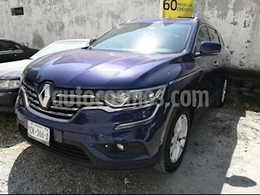 Renault Koleos Bose usado (2018) color Azul Zafiro precio $349,000