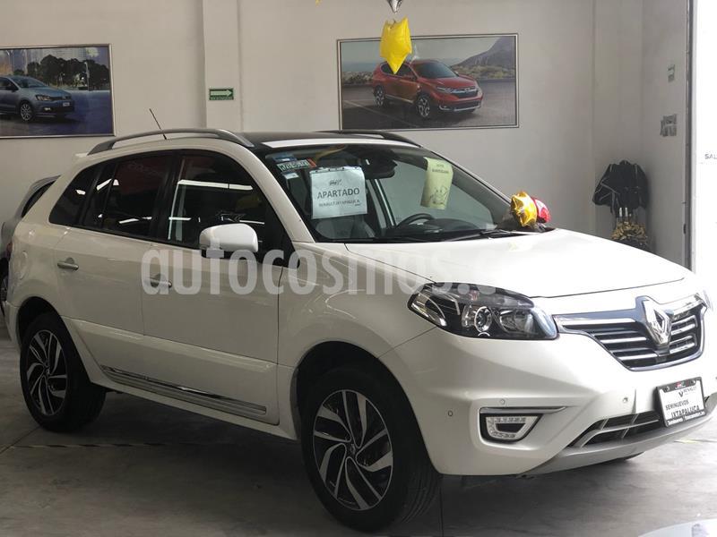 foto Renault Koleos Privilege Aut usado (2016) color Blanco Perla precio $225,000