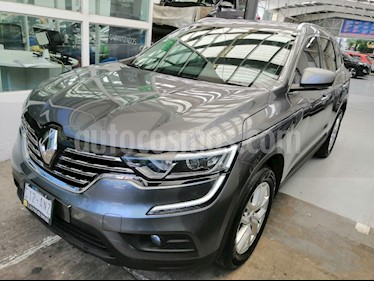 Renault Koleos Bose usado (2019) color Gris Tormenta precio $290,000