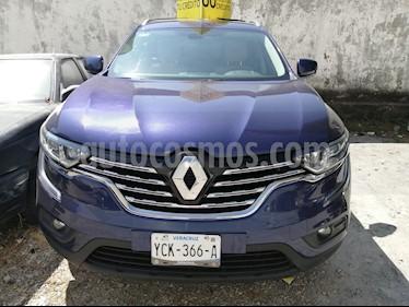 Renault Koleos Bose usado (2018) color Azul precio $349,000