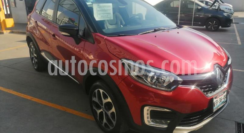 Renault Koleos Iconic usado (2018) color Rojo Vino precio $240,000