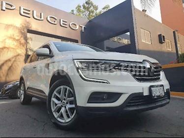 Renault Koleos 5p Bose usado (2018) color Blanco precio $334,900