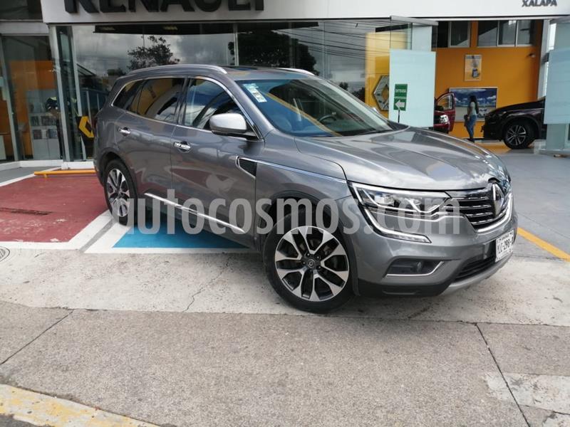 Renault Koleos Iconic usado (2019) color Gris Tormenta precio $420,000