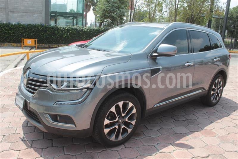 Renault Koleos Iconic usado (2018) color Gris Oscuro precio $325,000