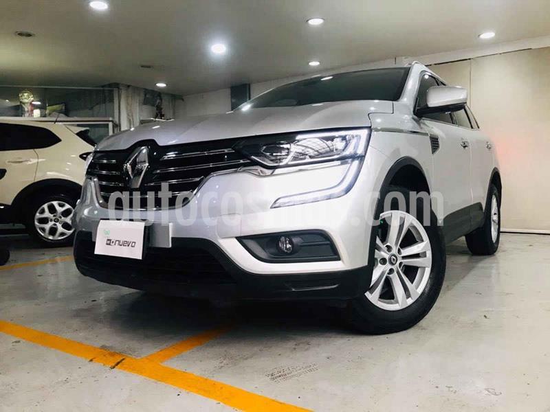 Renault Koleos Intens usado (2019) color Plata precio $349,000