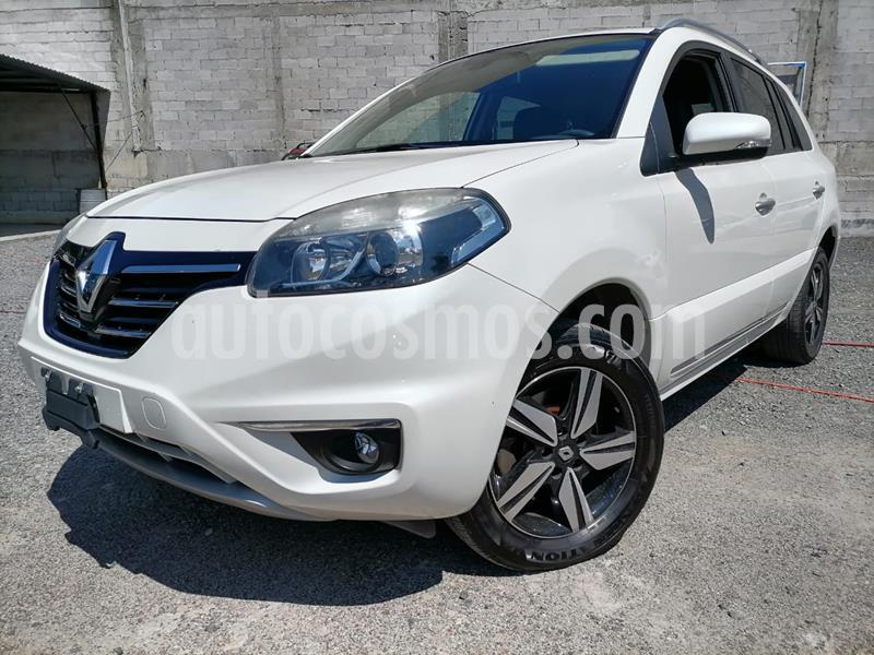 Renault Koleos Bose usado (2016) color Blanco Perla precio $195,000