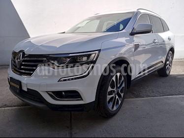 Renault Koleos Iconic usado (2018) color Blanco Perla precio $370,000
