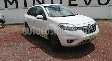 Renault Koleos Bose usado (2016) color Blanco Perla precio $208,000