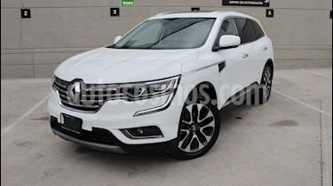 Renault Koleos 5p Iconic L4/2.5 Aut usado (2018) color Blanco precio $364,000
