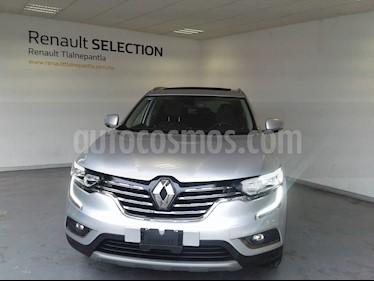 Renault Koleos Iconic usado (2019) color Gris precio $480,000