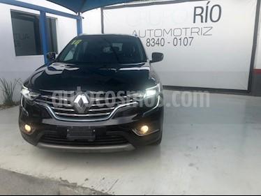 Renault Koleos Iconic usado (2018) color Negro precio $375,000