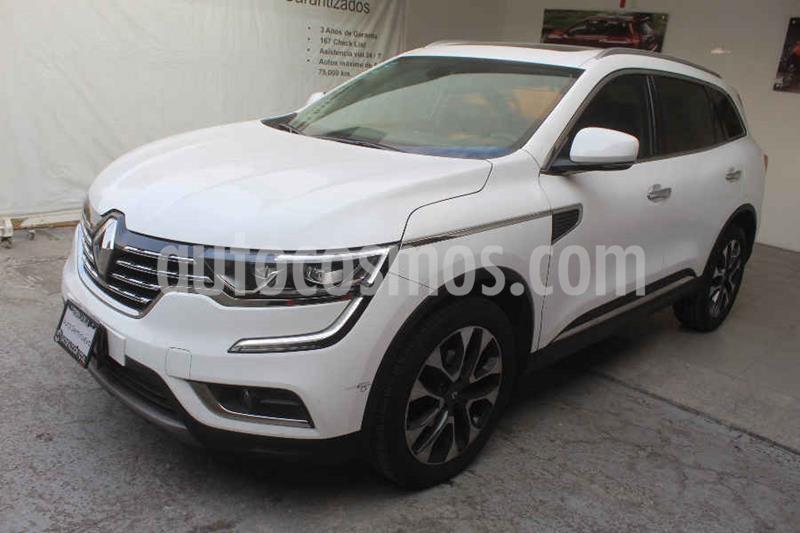 Renault Koleos Iconic usado (2018) color Blanco precio $345,000