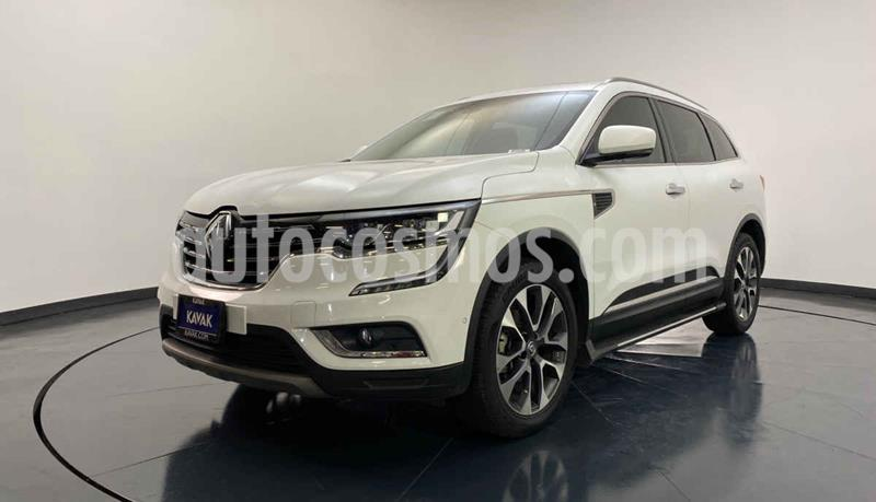 Renault Koleos Iconic usado (2018) color Blanco precio $392,999