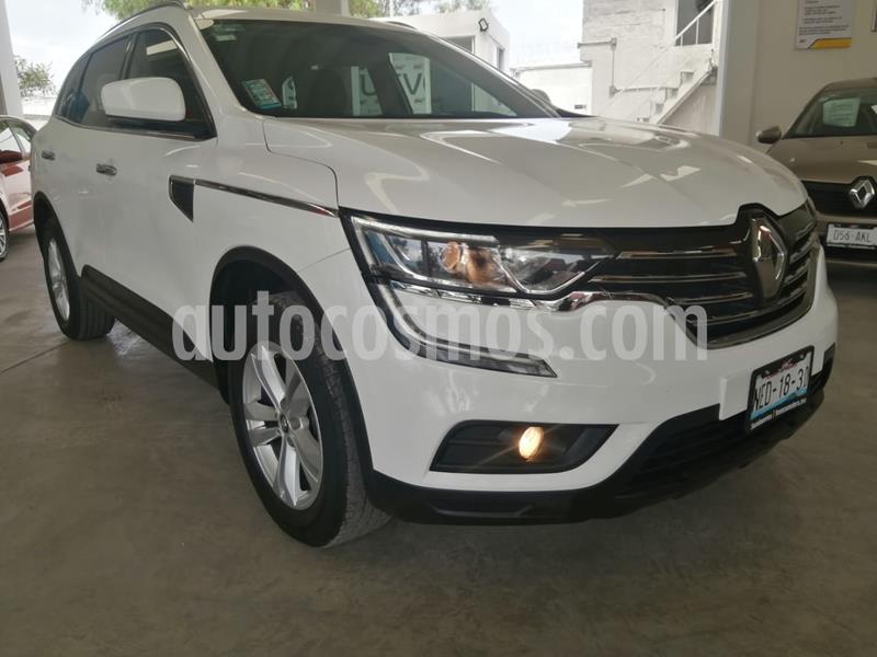 Renault Koleos Intens usado (2017) color Blanco Perla precio $278,000