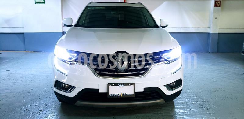 Renault Koleos Iconic usado (2018) color Blanco Perla precio $369,000