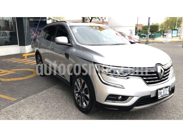 Renault Koleos Iconic usado (2018) color Plata Ultra precio $360,000