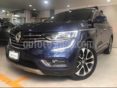 Renault Koleos Iconic usado (2018) color Azul precio $369,000