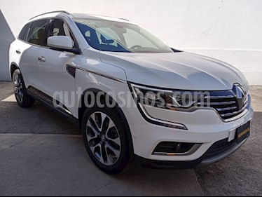 Renault Koleos Iconic usado (2018) color Blanco Perla precio $375,000