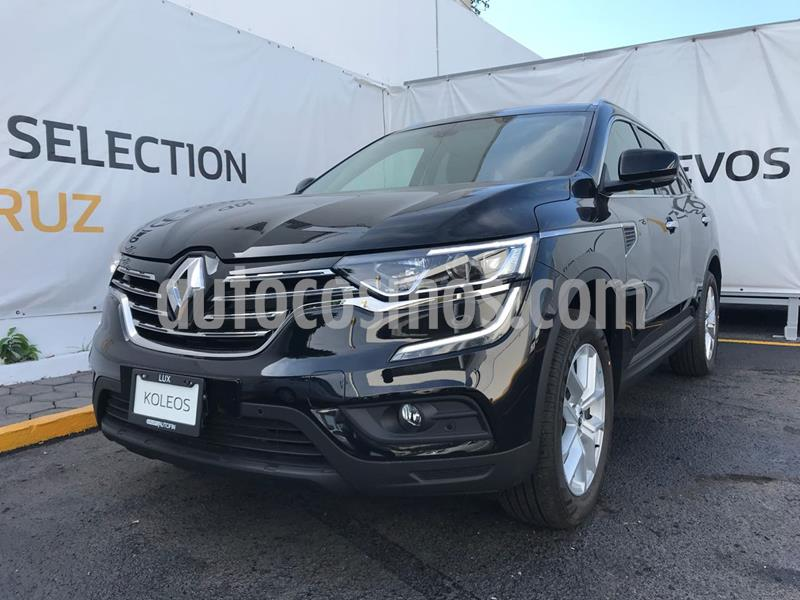 Renault Koleos Intens usado (2020) color Negro precio $385,000