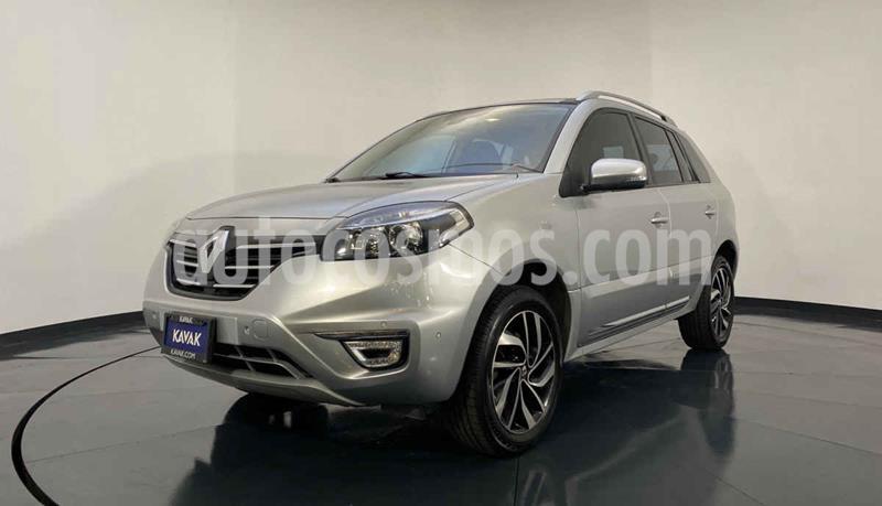 Renault Koleos Dynamique usado (2016) color Plata precio $222,999