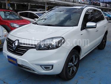 Foto venta Carro usado Renault Koleos Privilege 4x4 Aut (2016) color Blanco precio $56.900.000