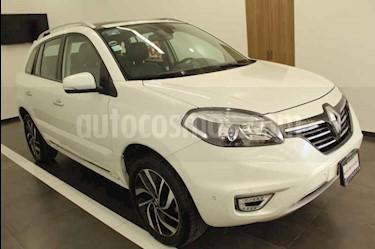 Foto venta Auto usado Renault Koleos Privilege Aut (2016) color Blanco precio $245,000