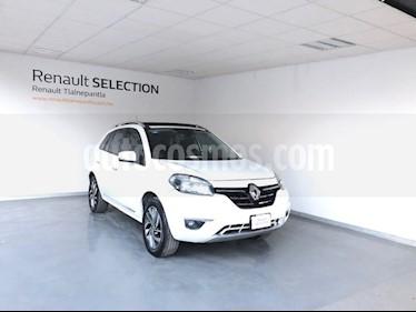 Foto venta Auto usado Renault Koleos Privilege Aut (2014) color Blanco Perla precio $245,000