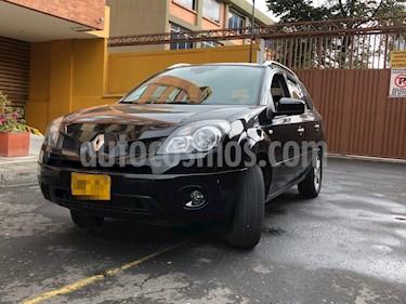 Renault Koleos Privilege CVT 2.5L 4x4 usado (2009) color Negro precio $33.000.000