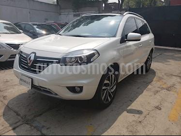 Foto venta Auto usado Renault Koleos Privilege (2014) color Blanco Perla precio $215,000
