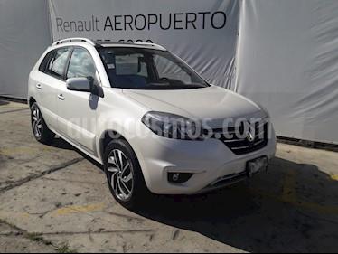 Foto Renault Koleos Privilege usado (2014) color Blanco Perla precio $230,000
