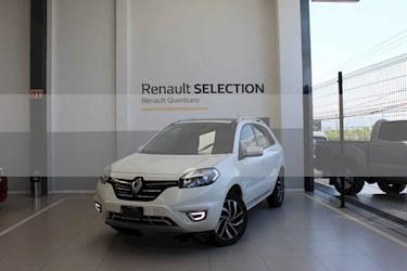 Foto venta Auto usado Renault Koleos Privilege (2016) color Blanco precio $248,000