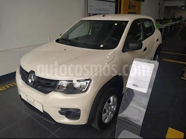 Renault Kwid Zen usado (2020) color Blanco Glaciar precio $680.000