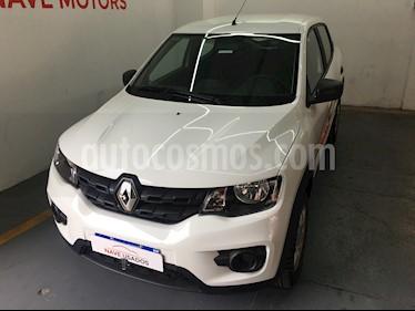 Renault Kwid Zen usado (2018) color Blanco precio $590.000