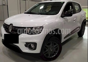 Renault Kwid Iconic usado (2019) color Blanco precio $649.900