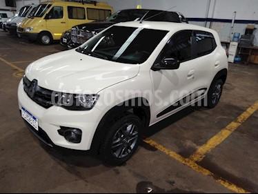 Foto Renault Kwid - usado (2018) color Blanco precio $610.000