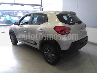 Renault Kwid Iconic usado (2018) color Gris Plata  precio $620.000