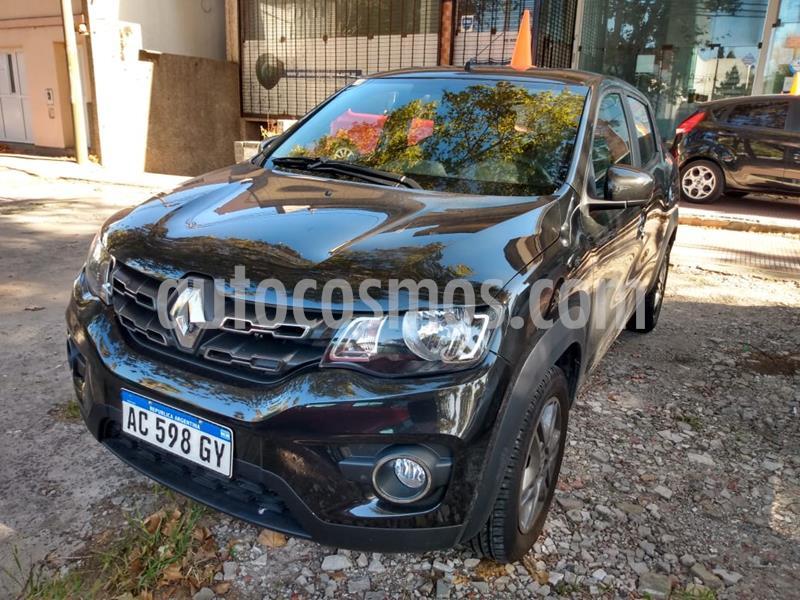 Renault Kwid Iconic usado (2018) color Negro precio $670.000