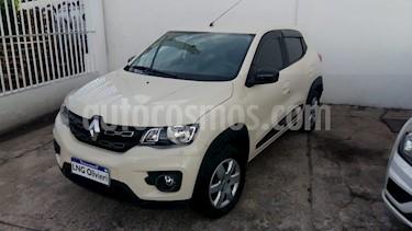 Renault Kwid Iconic usado (2018) color Blanco Marfil precio $525.000