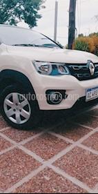 Renault Kwid Iconic usado (2018) color Blanco Marfil precio $500.000