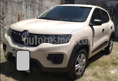 Renault Kwid Zen usado (2019) color Blanco Marfil precio $550.000