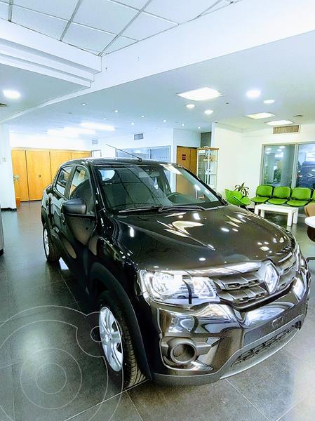 Foto Renault Kwid Zen nuevo color Negro Nacre financiado en cuotas(anticipo $398.000 cuotas desde $18.000)