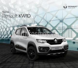 Renault Kwid Life usado (2019) color Blanco precio $660.000