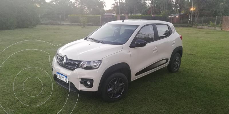 Foto Renault Kwid Iconic usado (2019) color Blanco Marfil precio $1.649.000